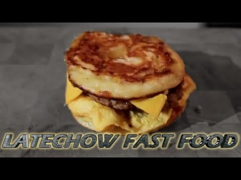 McDonald's McGriddle 2.0: Latechow Fast Food - Episode 5
