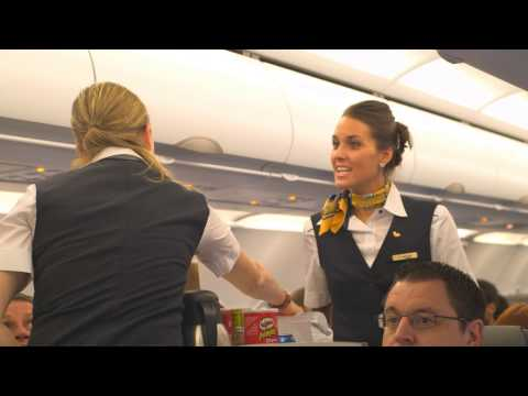 Thomas Cook Group Airlines Cabin Crew Train Together video