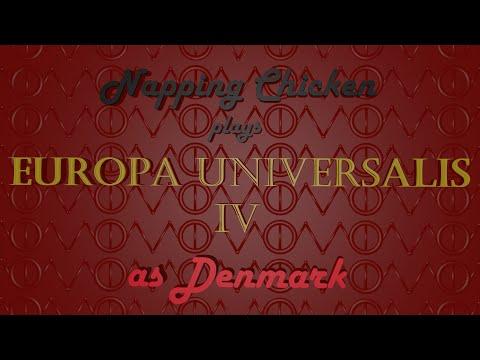 Europa Universalis 4 - Denmark - Part 8