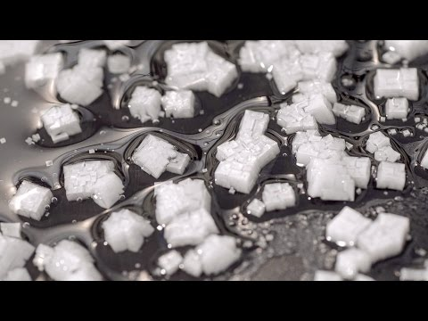 The briny legacy of an ancient sea under the Appalachian mountains is inspiring a seventh generation of salt-makers to resuscitate their family business. Their incredibly structured salt is,...