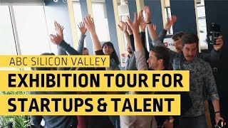 Exhibition Tour in Silicon Valley
