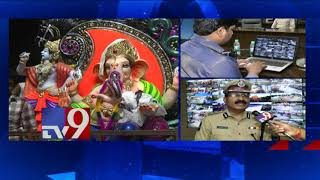 DGP Mahender Reddy on Ganesh idol immersion arrangements in Telangana