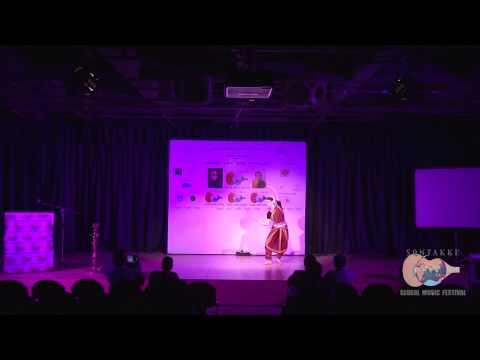 Devika Dance Theatre - Sontakke Global Music Festival - 2013 thumbnail