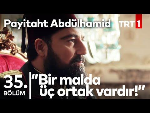 """Payitaht """"Abdülhamid"""" 35. Bölüm - Abdülhamid'in Düyun Şefine hesap sorması"""