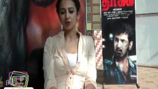Thadaiyara Thaakka - Actress Rakul on Thadaiyara Thaakka - Exclusive