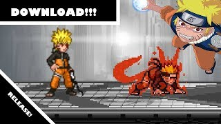 SSF2 Mods, kyuubi naruto release! (with download)