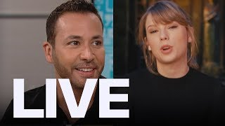 Howie D Live In Studio, Taylor Swift Talks 'Cats' | ET Canada LIVE