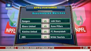 Sports Tonight: Analysts Call For Proper Spacing In Schedule Of NPFL 2017 Season