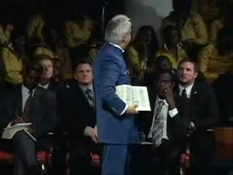 Benny Hinn - The Abiding Presence of Jesus