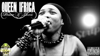 Watch Queen Ifrica Peace And Love video