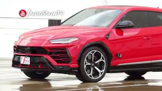 Lamborghini Urus e Iberdrola