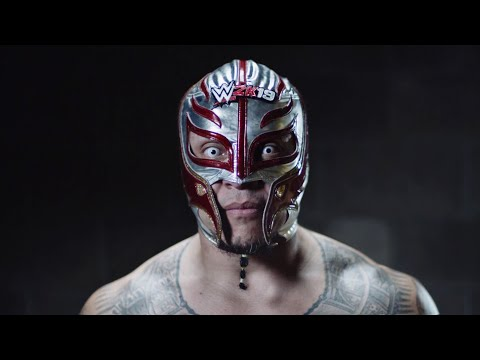 Rey Mysterio is coming back to WWE 2K19