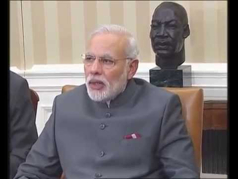 Narendra Modi and Barack Obama will hold a joint press conference