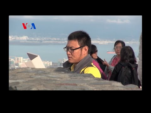 Why Chinese Tourists Love the US (On Assignment)