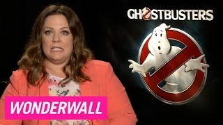 Melissa McCarthy had a recurring nightmare about WHAT...?