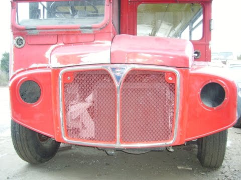 ROUTEMASTER RML2335 Restoration