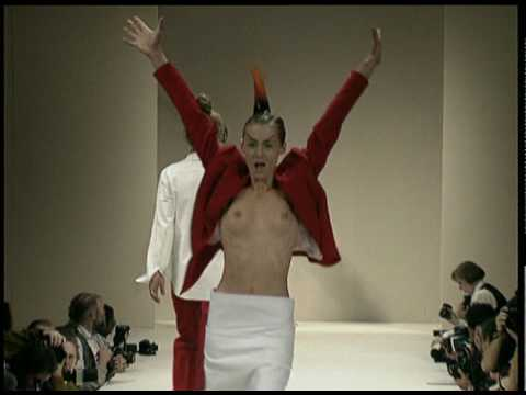 "Alexander McQueen 1996 ""The Hunger"""