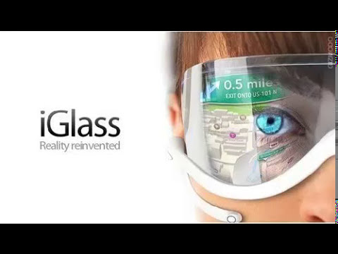 iGlass GAFAS INTELIGENTES DE APPLE