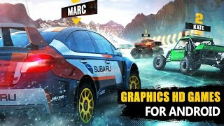 Top 5 best Android Games/ New 2018-19/ Good Graphics| Online/Offline | High Graphics