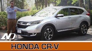 Honda CR-V - Sigue siendo lo mejor de la categoría