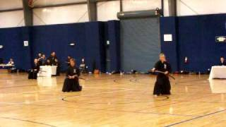 Bressler/Hooper, 2009 Iaido Nationals, Nakanishi