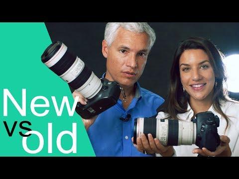 Should You Upgrade? NEW Canon 70-200mm f/2.8 lens Comparison