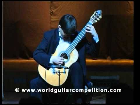 László Horváth - Performance on the Great Finale of the World Guitar Competition Part 2