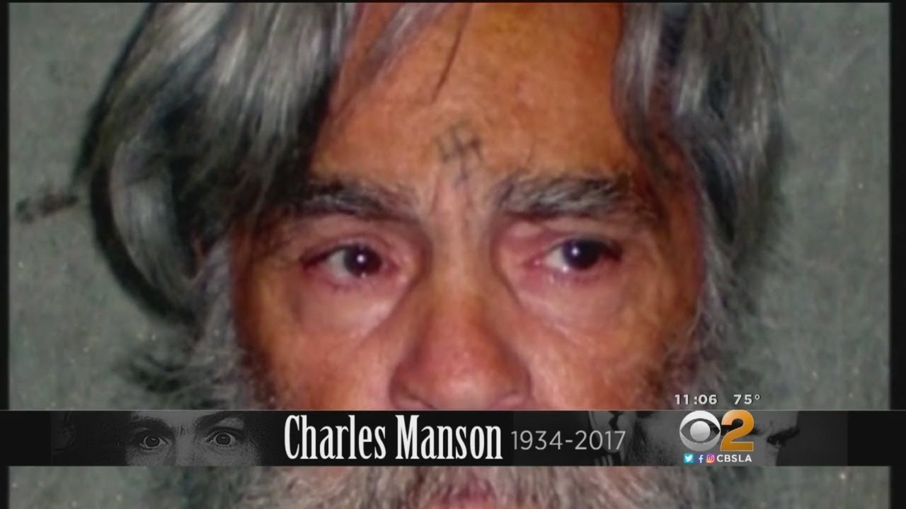 'If The Devil Had A Face, It Was Manson': Cult Leader Dead At 83