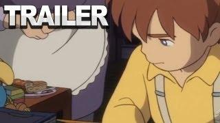 Ni no Kuni - English Trailer