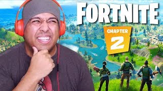OKAY FINE, LET'S SEE WHAT FORTNITE CHAPTER 2 DO!