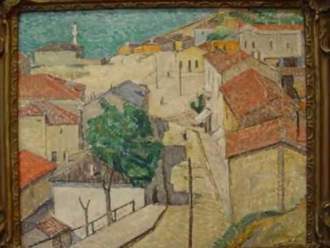 Muzeul National de Arta al Romaniei, selectie Pictori interbelici la Balcic in tabara  reginei
