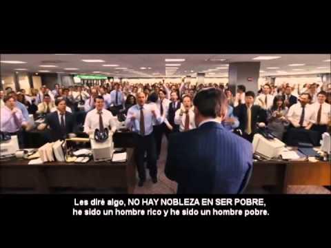 The Wolf Of Wall Street - McDonald Quote - Jordan Belfort speech ... Wolf Of Wall Street Drug Quotes