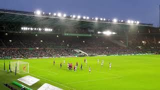 Celtic 5 Kilmarnock 1 / Lustig & Christie goals, Killie Penalty & 67 Lights / 8 December 2018