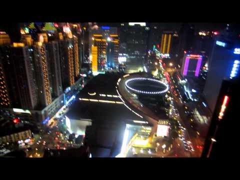 Shenzhen - Lo Wu Haggling and Hyatt Buffet (HKUST Exchange 2012)