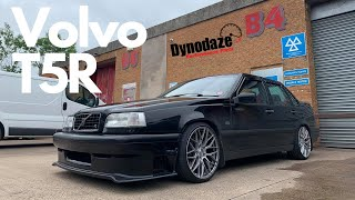 Totally Modified Volvo T5R