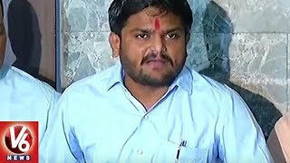 Congress Promises Job Quotas, Hardik Patel Pledges Support