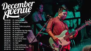 December Avenue - Song Playlist 2020