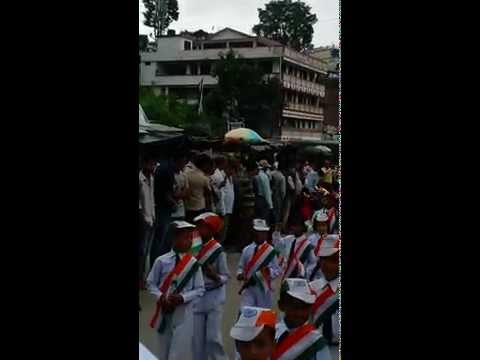 [68th Independence Day] Lohaghat (Champawat), Uttarakhand, India [15 August 2014]