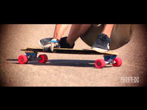 Longboarding with a Phantom Gold HD: Reveal Teaser
