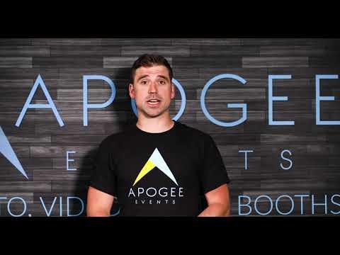 DJ Allen Carter Video Bio - Apogee Events
