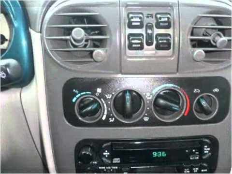 2001 Chrysler PT Cruiser Used Cars Scottsburg IN