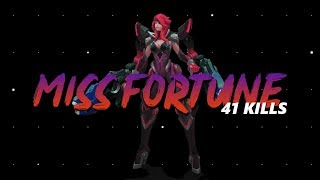 ARCHIE - MISS FORTUNE 41 XÁC ft BOBA MARINES