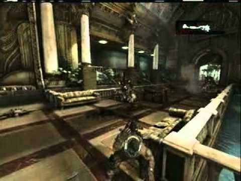 Hank Plays Gears of War 3 pt 3 - 3  9