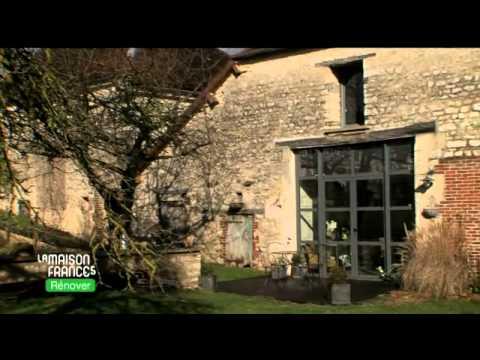 Un insert bois qui assure 70 du chauffage de la maison totalement r nov e - Youtube la maison france 5 ...