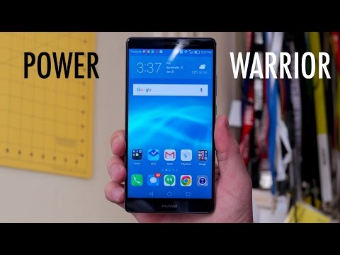 Huawei Mate 8 Review: A New Choice for