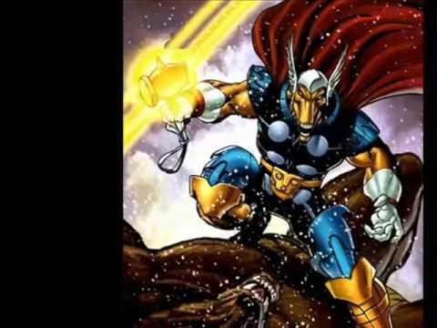 Grudge Match 17: Black Adam vs Beta Ray Bill