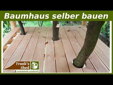 DIY Kindertraum | Ein Baumhaus selber bauen | diy treehouse