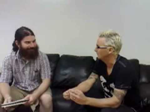 An interview with Pearl Jam's Mike McCready, part one