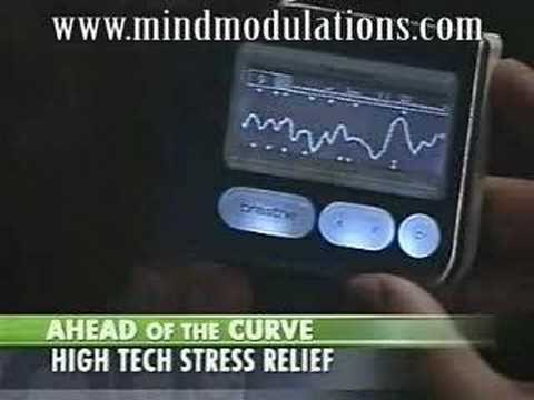"The StressEraser: On News Program ""Ahead of the Curve"""