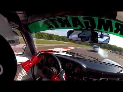 2014 Dijon Prenois - PCHC Race2 Porsche 964 Cup